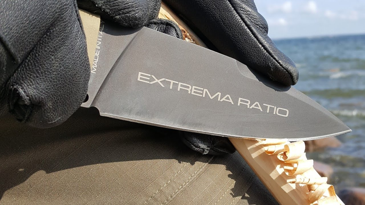 Extrema Ratio Shrapnel One