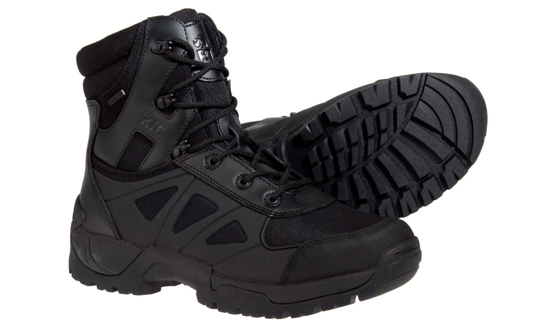 Botas RTC Titan Black Waterproof