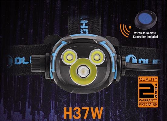 Control remoto H37-W