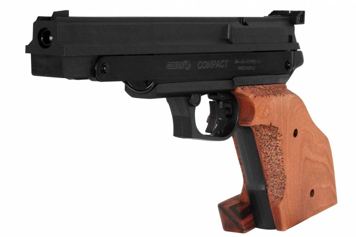 Pistola Compact Zurdo